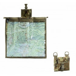 Molle map pouch