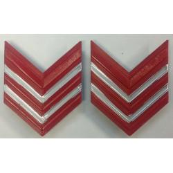 Gradi metallo Appuntato Scelto Carabinieri