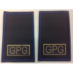 Tubolari guardie giurate blu GPG