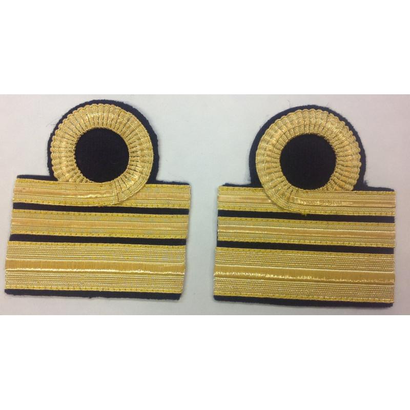 Comandante/Dir.Macchina-Capitano di Fregata
