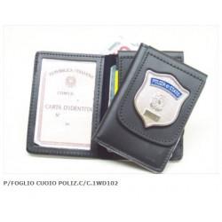 Porta Tesserino Polizia di Stato