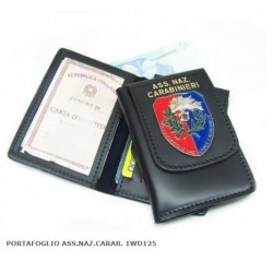 Porta Tesserino Ass. Naz. Carabinieri
