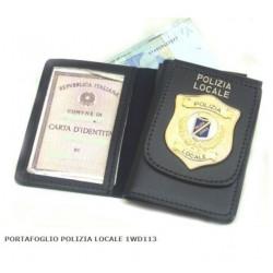 Portafoglio Polizia Locale