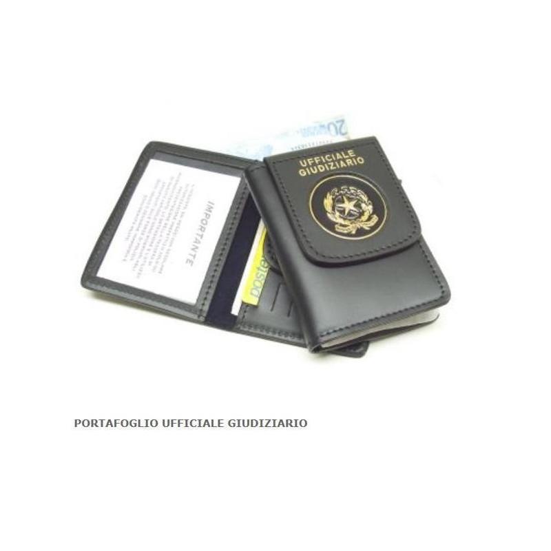Porta tesserino ufficiale giudiziario romano military - Ufficiale giudiziario pignoramento ...