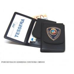 Portafoglio Guardia Costiera PG Polizia Giudiziaria