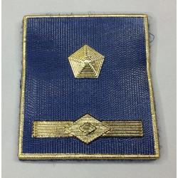 Grado a strappo P.S. Ispettore Superiore S.U.P.S.