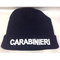 Berrettino in lana Carabinieri