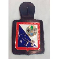Scudetto Legione CC Calabria