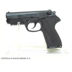 PISTOLA A SALVE BRUNI P-4