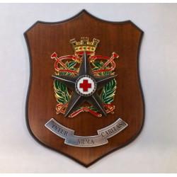 Crest C.R.I. Corpo Militare