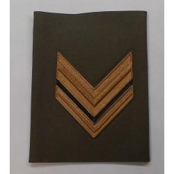 Grado E.I. Sergente