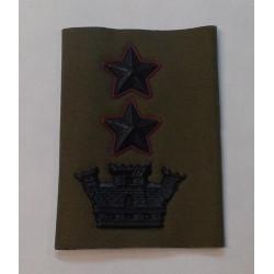 Grado E.I. Tenente Colonello Comandante