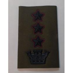Grado E.I. Colonello Comandante