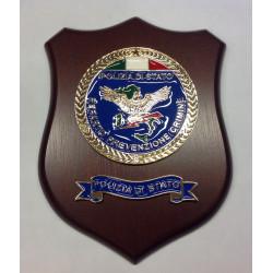 Crest Polizia reparto prevenzione crimine