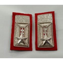 Alamari Carabinieri per camicia