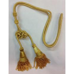 Cordoniera Oro (Magistrato)