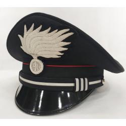 Berretto Brigadiere Capo Carabinieri punte aperte