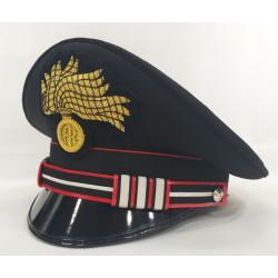Berretto Brigadiere Capo Qualifica Speciale Carabinieri fiamma punte aperte