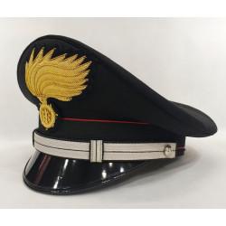 Berretto Maresciallo Carabinieri vermiglione