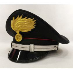 Berretto Maresciallo Carabinieri fiamma lucida