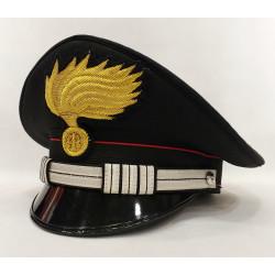 Berretto Maresciallo Capo Carabinieri fiamma lucida