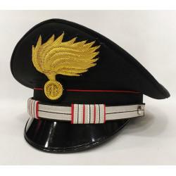 Berretto Maresciallo Aiutante Carabinieri fiamma lucida