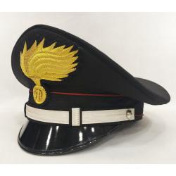 Berretto Sottotenente Carabinieri fiamma lucida