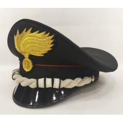 Berretto Colonnello Carabinieri fiamma lucida