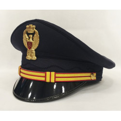 Berretto Sostituto Commissario Polizia di Stato Diadema