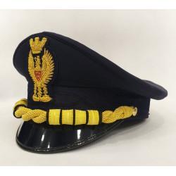 Berretto Primo Dirigente Polizia di Stato Diadema