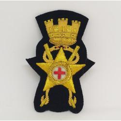 Fregio Ufficiale Medico Esercito Italiano