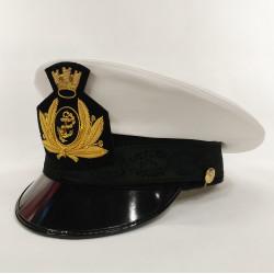 Berretto Ufficiali Marina - Guardia Costiera