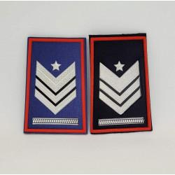 Tubolari Brigadiere Capo Qualifica speciale Carabinieri