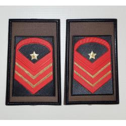 Tubolari Caporal Maggiore Capo Scelto Qualifica Speciale