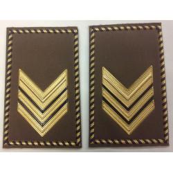 Tubolari Sergente maggiore Esercito