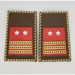 Tubolari Primo Luogotenente Qualifica Speciale Esercito