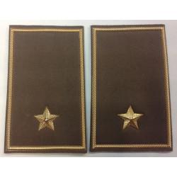 tubolari sottotenente esercito