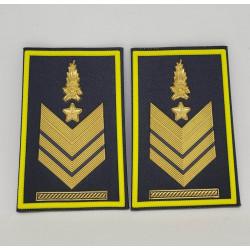 Tubolari Brigadiere Capo Qualifica speciale Guardia di finanza