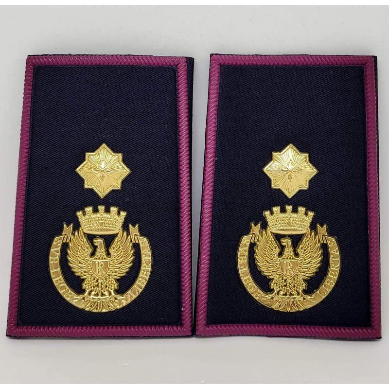 Tubolari Commissario Capo Polizia di Stato