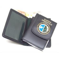 portafoglio guardia ambientale vigilanza ambientale