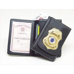 portafoglio guardia giurata GG security service