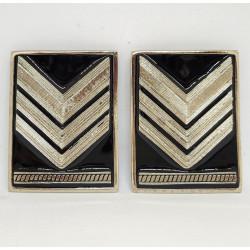 Gradi metallo Brigadiere Capo Carabinieri