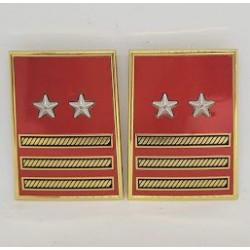 Gradi metallo Luogotenente Esercito